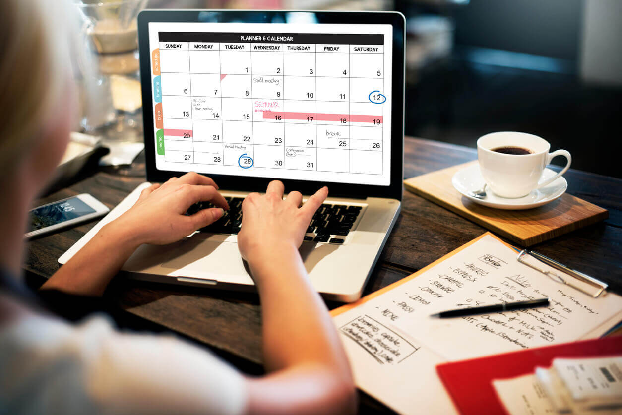 study event management online