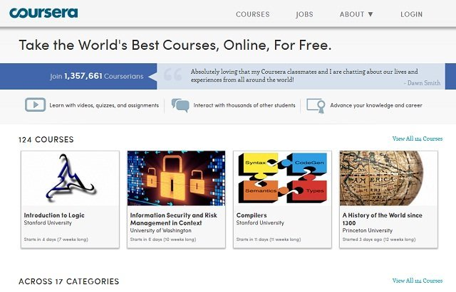 coursera