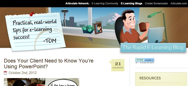 rapid elearning blog