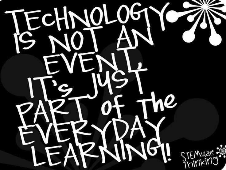 learning technology quote