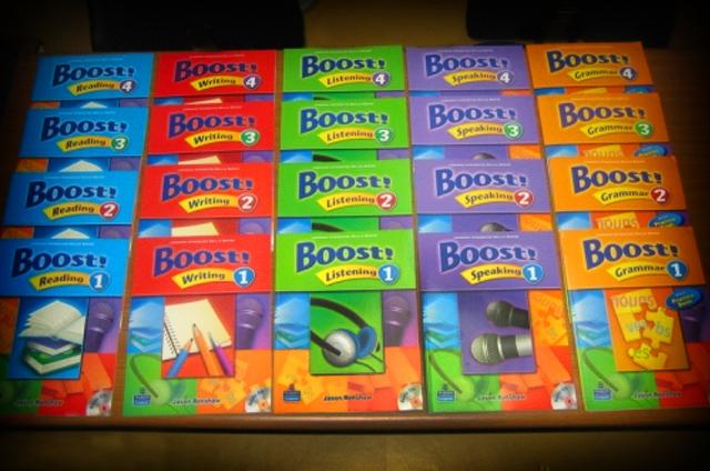 Boost Books