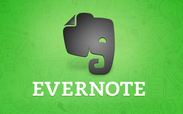 Evernote study app for students