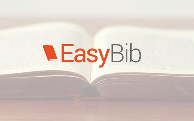 Bibliography app help for students