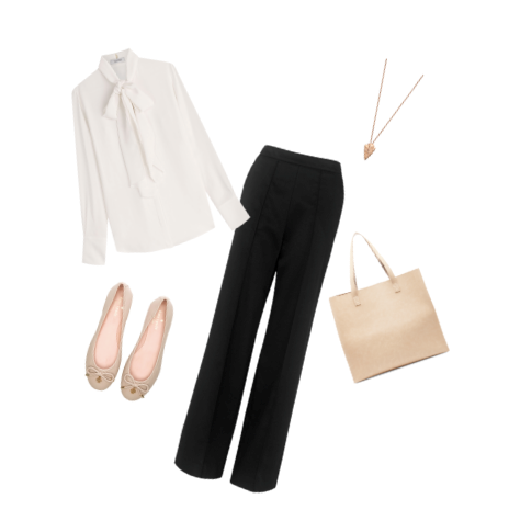 Look 1 - Day