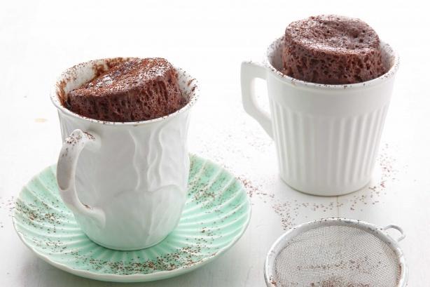 5 min cake