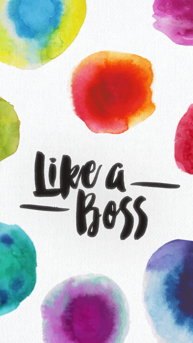 LikeABoss - iPhone - 640x1136