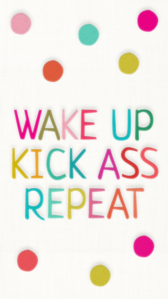 Wake Up - iPhone - 640x1136