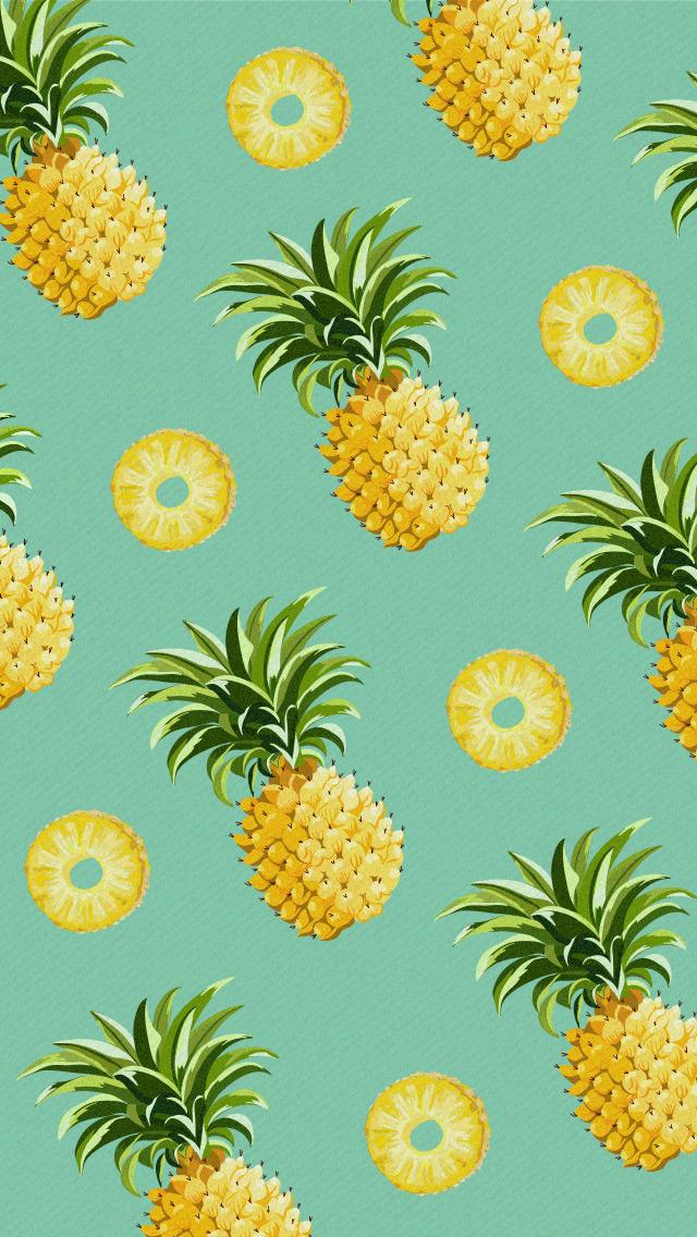 Pineapple Wallpaper Iphone