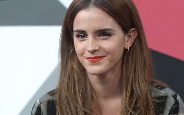 Emma Watson on equality