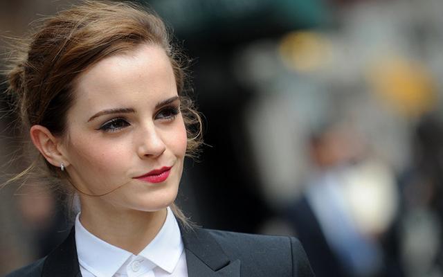 Emma Watson speaks out