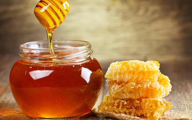 honey is good for you and can cure a cold