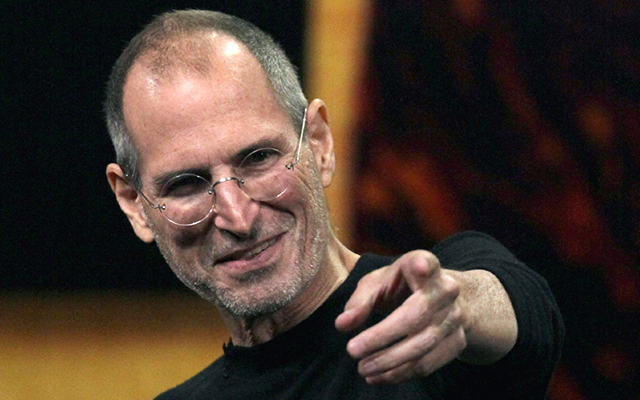 Steve Jobs in business