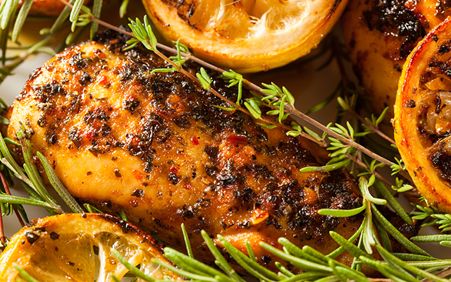 lemon herb chicken recipe