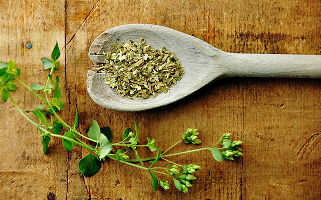 use oregano to cure a cold