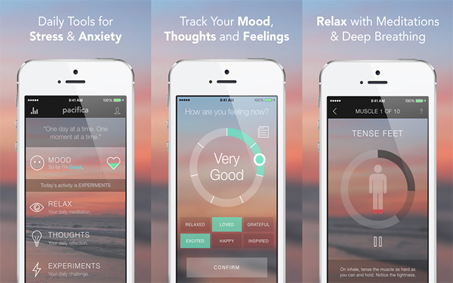 best apps for dealing with anxiety breathing exercises