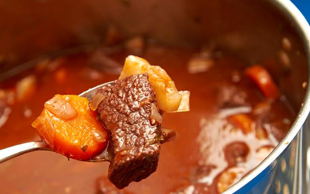 beef and mushroom recipe