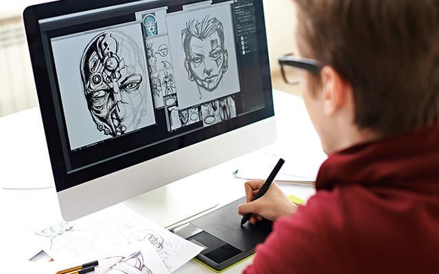 digital design career