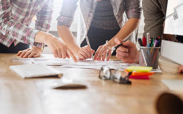 How To Start A Digital Design Career 3. Find Fun Work Pals