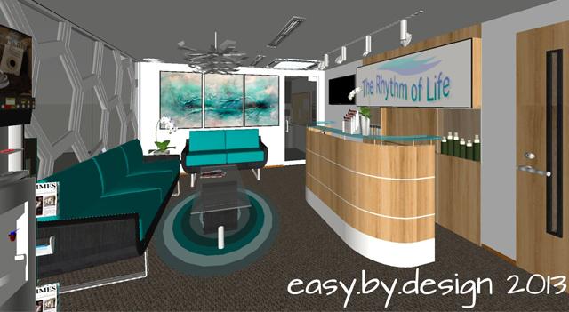 From Corporate To Creative Brigitas Interior Design
