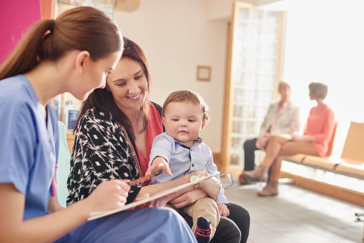 career in paediatric nursing