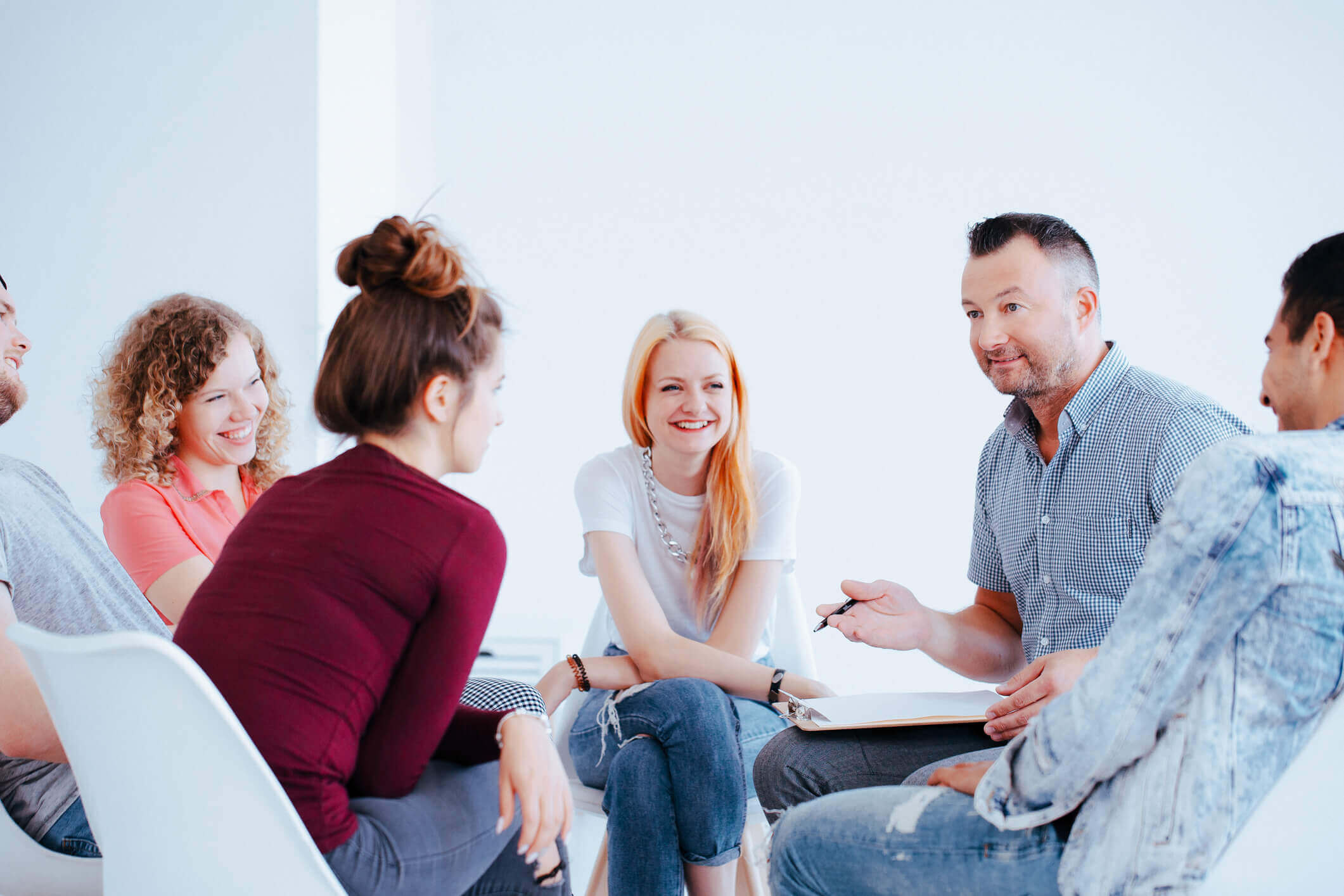 counselling, career, study, help people, life change, supportive, group therapy