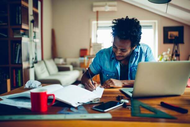 finding balance between study and work