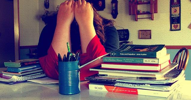 Hiding student