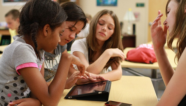 Study Shows iPads Could Improve Literacy Skills in Young Children | InformED
