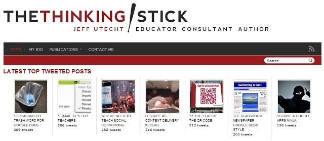 the thinking stick