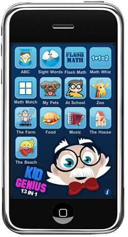 iPad Apps For Education: 20 Apps (Games) for Play-based