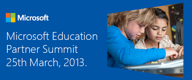 Microsoft Education Partner Summit