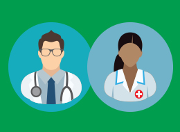 Your Career In Health [Infographic]